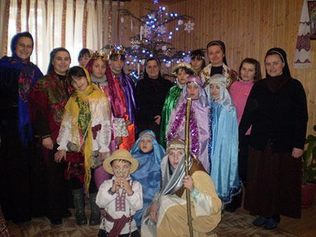 Renovierung des Waisenhauses in der Diözese Buchach, Stadt Tschortkiv (Chortkiv)